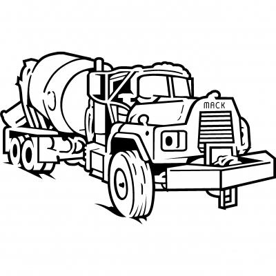 2006 Mack Dump Truck